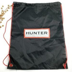 Hunter dust bag cinch sack drawstring backpack